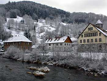 Winter in Weisenbach